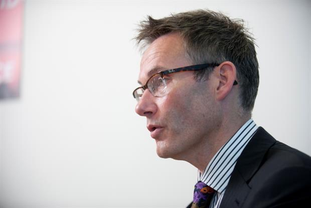 Dr David Geddes: GP performance role for CCGs (Photo: Nathan Clarke)