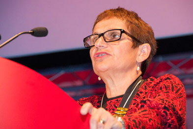 Professor Clare Gerada: conference speech won standing ovation