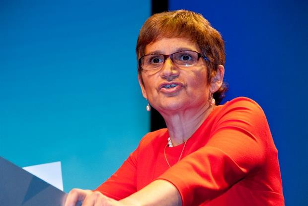 Professor Clare Gerada: Elected to RCGP council (Photo: Pete Hill)