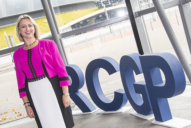 RCGP chair Professor Helen Stokes-Lampard (Photo: Pete Hill)
