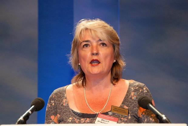 Dr Helena McKeown: proposing charge for GP appointments (photo: Pete Hill)