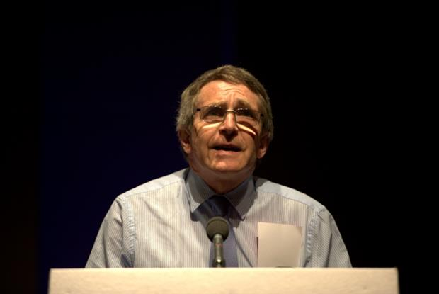 Dr John Grenville: Derbyshire practices under pressure (Photo: JH Lancy)