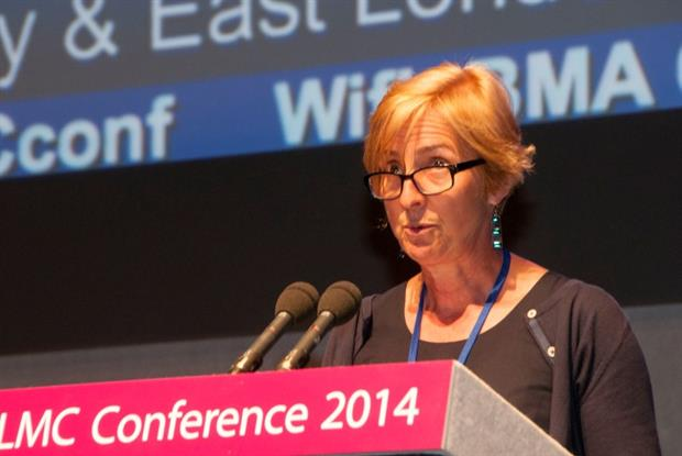 Dr Jackie Applebee: NHS is affordable (Photo: Pete Hill)