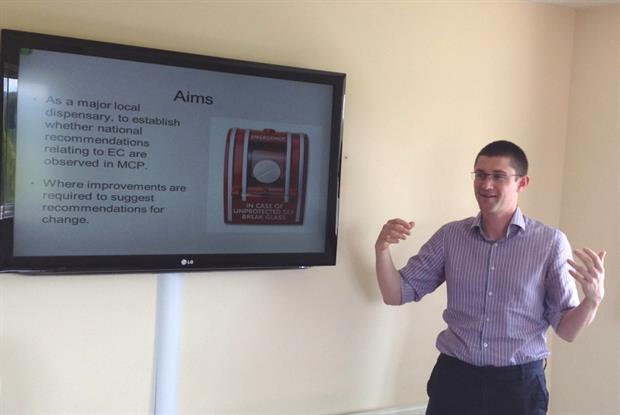 Dr James Pearson: GP work experience scheme for sixth formers