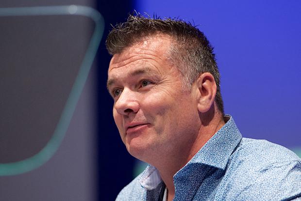 Dr Jim Kelly (Photo: JH Lancy)
