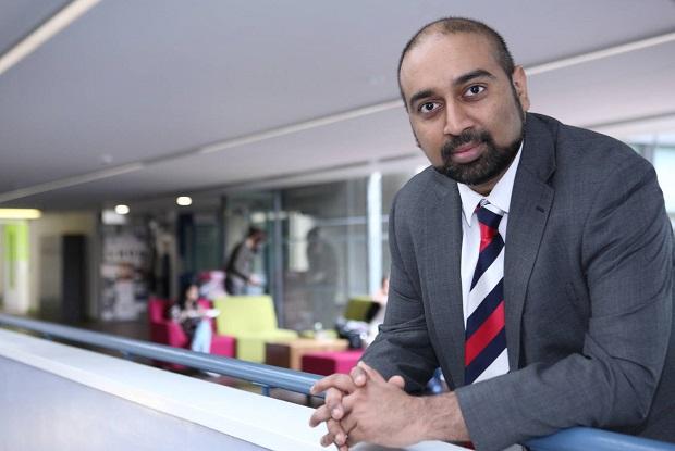 Dr Krishna Kasaraneni (Photo: BMA)