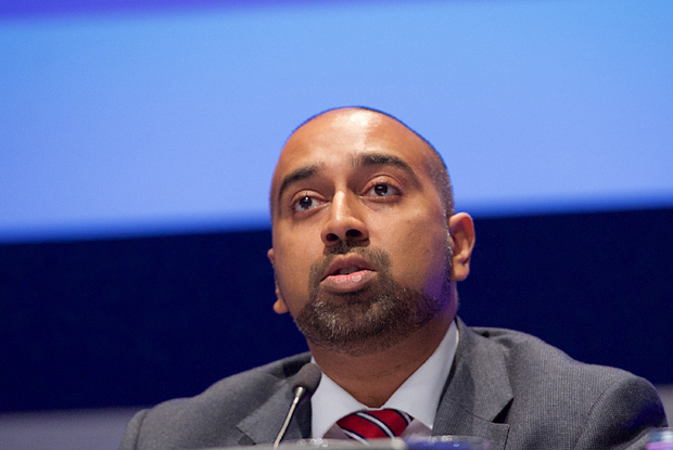 Dr Krishna Kasaraneni: primary care support concerns (Photo: JH Lancy)
