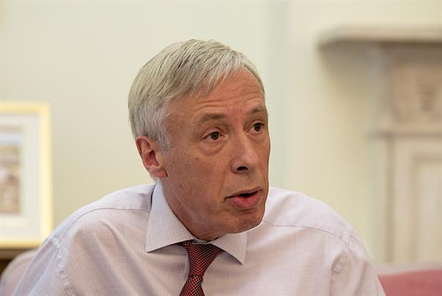 Earl Howe: Long-term DH role at an end (Photo: JH Lancy)