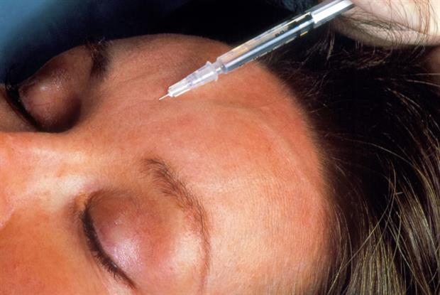 Botulinum toxin: temporary muscle paralysis (Photo: SPL)