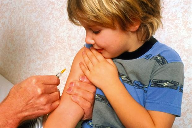Pertussis jab: research suggests older children may also need a booster jab (Photo: SPL)