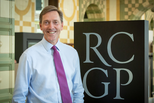 RCGP chair-elect Professor Martin Marshall (Photo: Grainge Photography/RCGP)