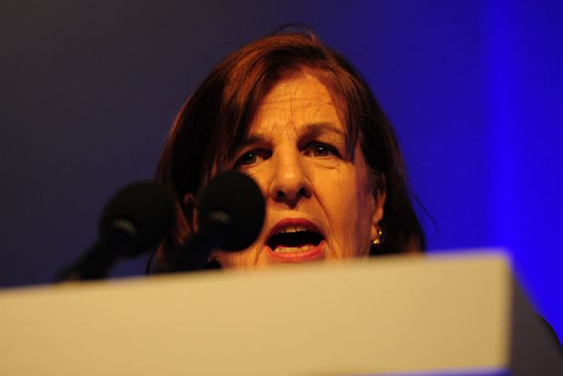 Dr Mary McCarthy: Indemnity costs spiralling out of control (Photo: JH Lancy)