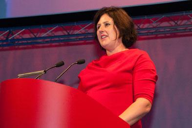 Glasgow GP Dr Margaret McCartney: took part in media debate (photo: Pete Hill)