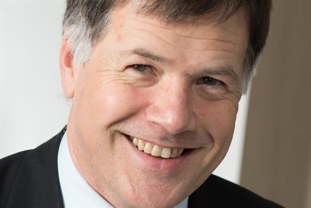 RCGP Scotland chairman Dr Miles Mack