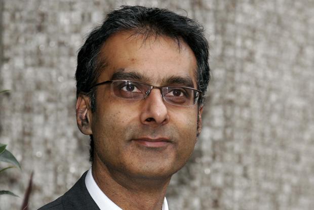 NAPC chair Dr Nav Chana (Photo: Anita Maric/News Team)