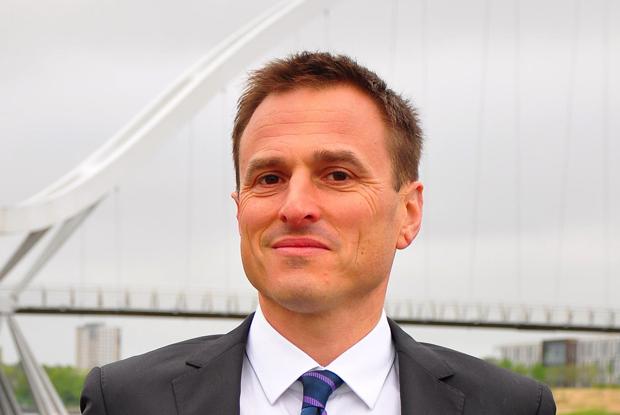 Dr Paul Williams (Photo: Labour)