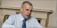 RCN chief executive Peter Carter