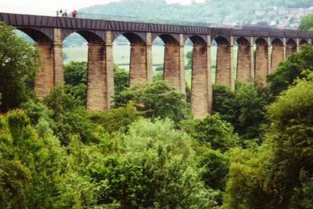 Pontcysyllte Aqueduct (Photo: Graham Horn)