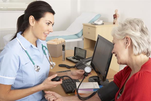 Practice nurse: workforce crisis (Photo: iStock)
