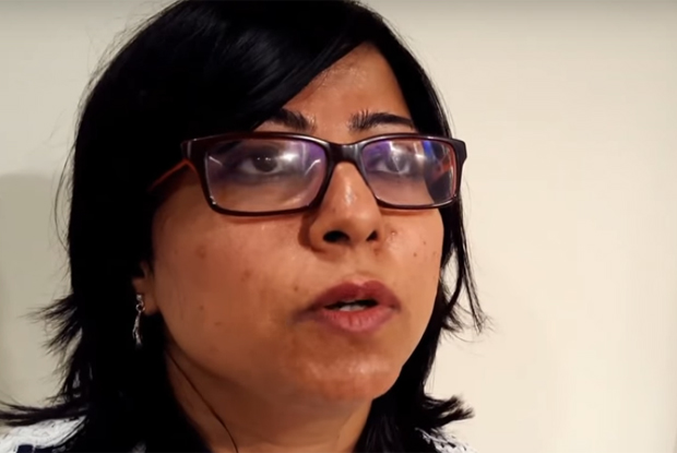 Dr Preeti Shukla: 'We need solutions now.'