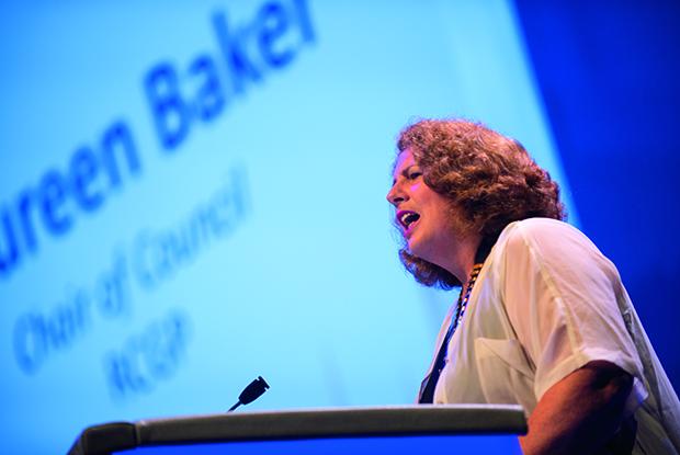 RCGP chair Professor Maureen Baker