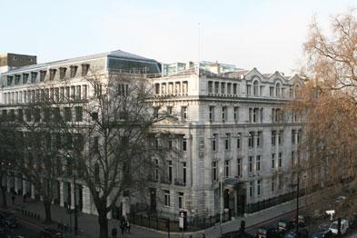 RCGP's Euston Square HQ: MRCGP judicial review looms (photo: RCGP)