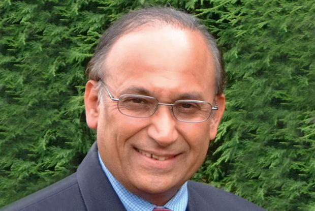 Dr Ramesh Mehta: watershed year for BME GPs (Photo: BAPIO)