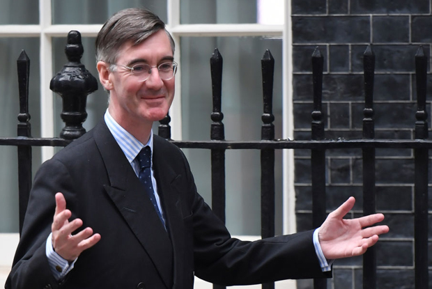 Jacob Rees-Mogg (Photo: Chris J Ratcliffe/Getty Images)