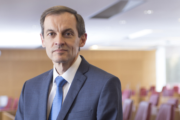 GPC chair Dr Richard Vautrey (Photo: BMA)
