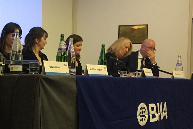 Scottish LMCs conference (Photo: Kenneth Ferguson)