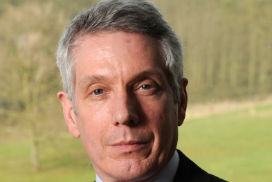 Wyre Forest CCG chief officer Simon Hairsnape: conflict of interest avoided