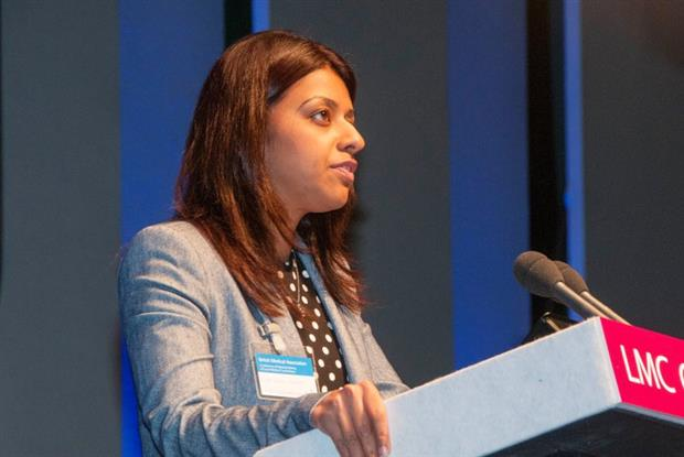 Dr Sonali Kinra: concern over GP pay publication (Photo: Pete Hill)