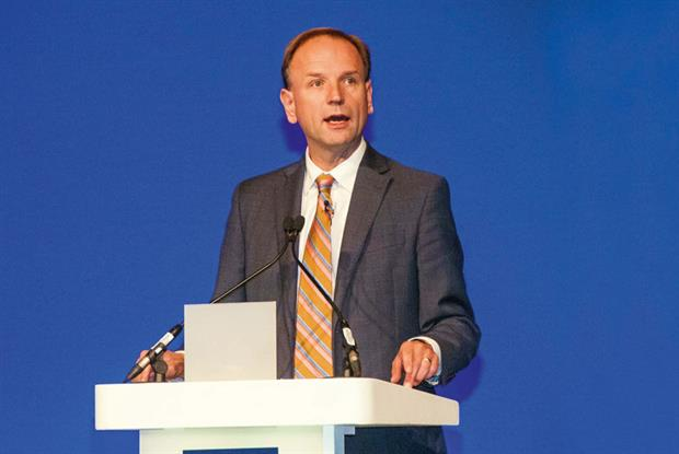 Mr Stevens: envisages large groupings of affiliated GPs (Photo: Pete Hill)