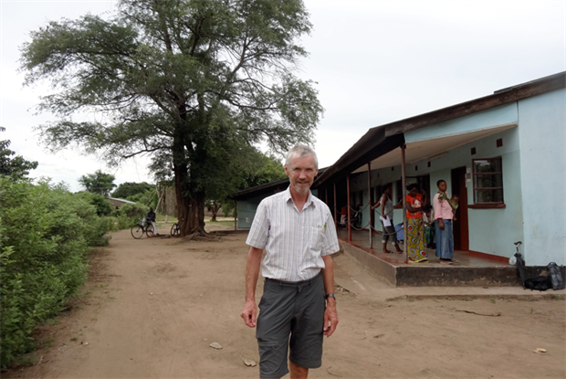 Dr Willis: volunteering for medical work abroad can challenge your skills