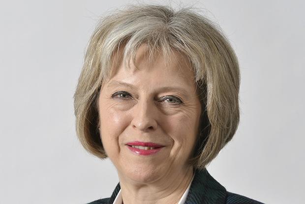 Prime minister Theresa May (Photo: Home Office)