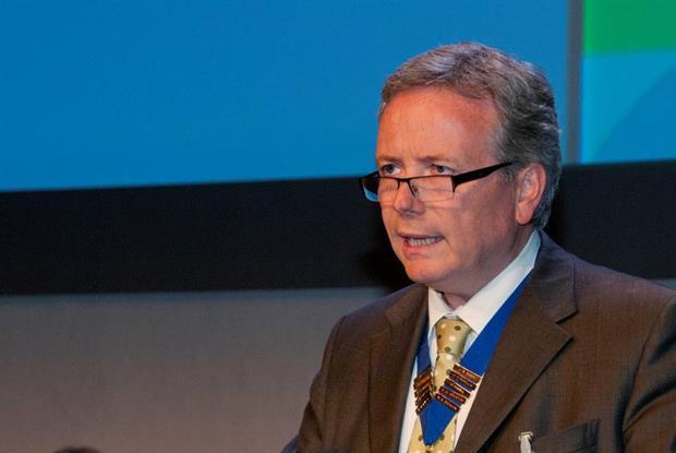 NIGPC chairman Dr Tom Black (Photo: Pete Hill)
