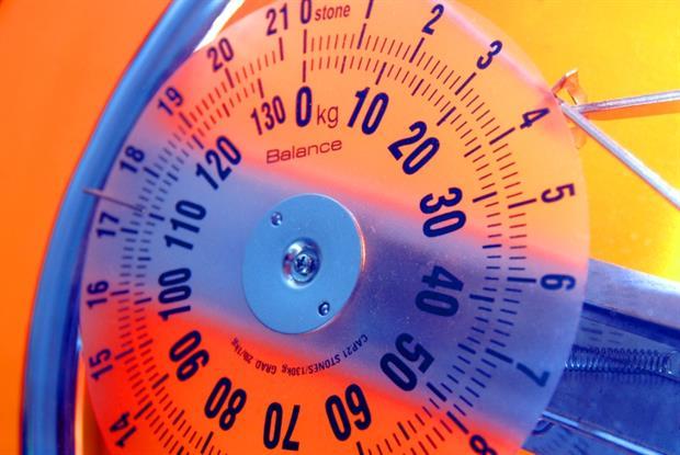 Scales: lifestyle changes cut cardiac deaths (Photo: JH Lancy)