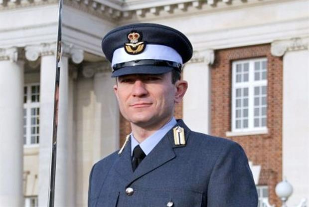 Dr Alex Norman: a full-time GP in west London and a reservist with the RAF