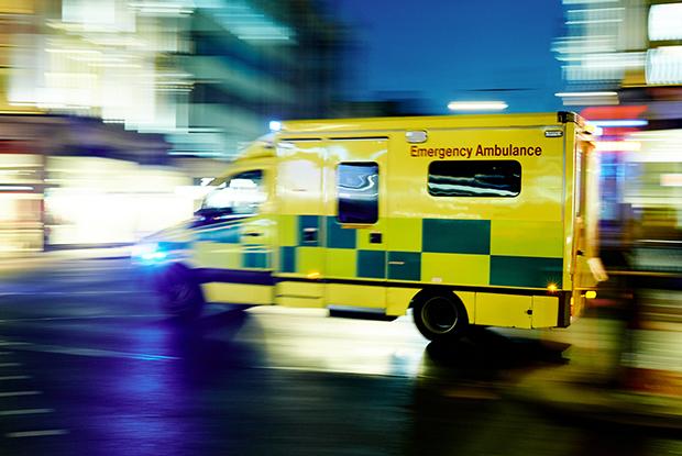 Ambulance (Photo: iStock)