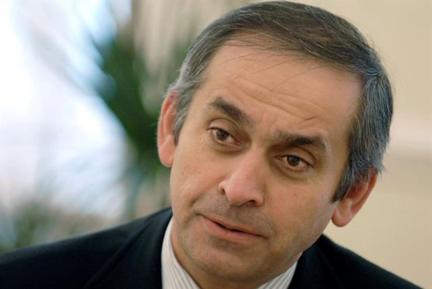 Lord Ara Darzi (Photo: Charlie MacDonald)
