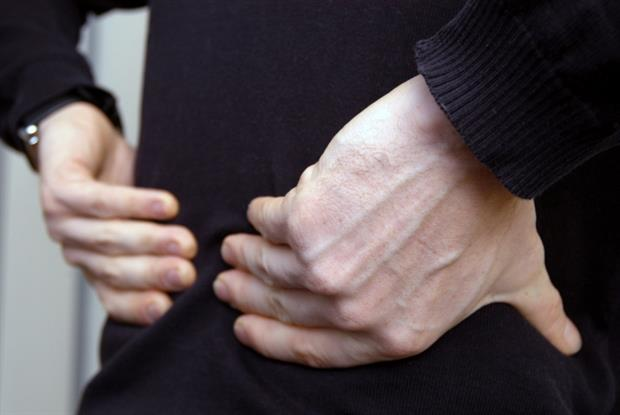 Polymyalgia rheumatica raises vascular risks, particularly in middle age (Photo: JH Lancy)