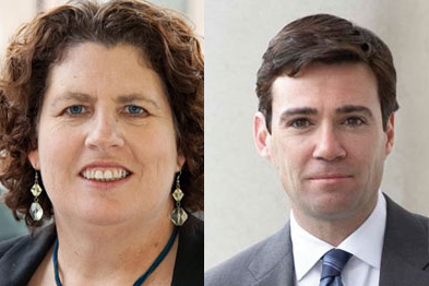 Dr Baker and Mr Burnham disagreed over 48-hour access to GP appointments