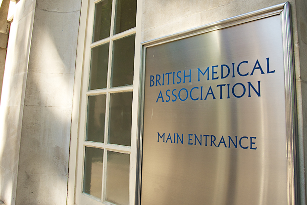 BMA headquarters, Tavistock Square (Photo: JH Lancy)