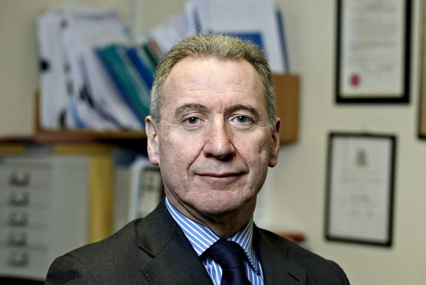 Birmingham LMC Dr Bob Morley (Photo: UNP)