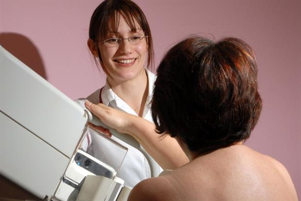 Breast cancer screening: half of people will develop cancer (Photo: Dave Perris/Lucky Dog Photography)