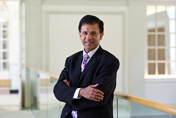 BMA chair Dr Chaand Nagpaul (Photo: JH Lancy)