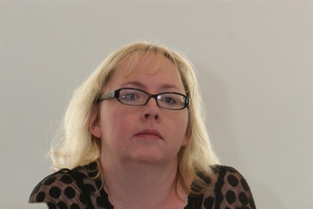 Dr Charlotte Jones: backs £4.5m workforce plan (Photo: Ray Farley)