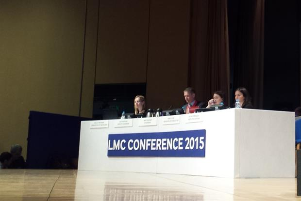 LMC conference 2015: workload crisis
