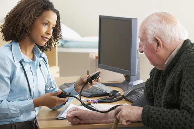 Continuity of care helps keep older patients out of hospital (Photo: iStock)