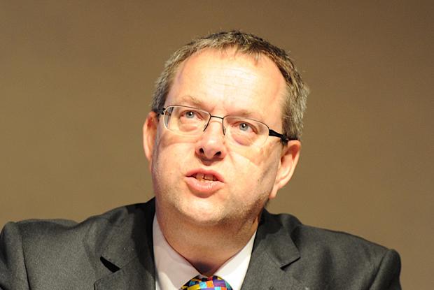 BMA Wales chair Dr David Bailey (Photo: JH Lancy)